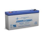 PS612 Medical Battery Catalog